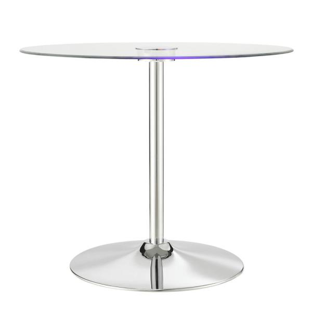 HomeSullivan LED Round Dining Table