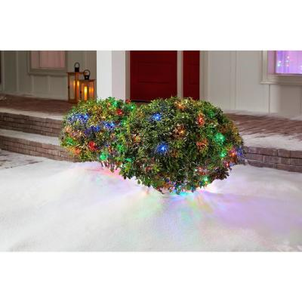 48 in. x 72 in. 150-Light Mini Multi-Color Smooth Net Cap Lights