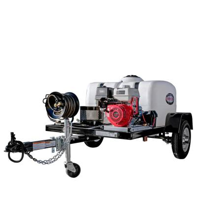 SIMPSON 4200 95003 PSI at 4.0 GPM with HONDA GX390 Cold Water Pressure Washer