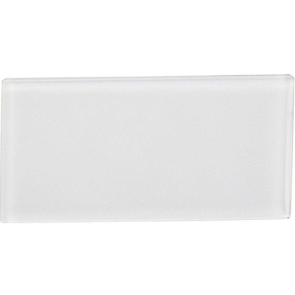 Splashback tile contempo bright white polished 3 in x 6 in x 8 splashback tile contempo bright white polished 3 in x 6 in x 8 mm glass subway tile contempo bright white polished 3 x 6 the home depot dailygadgetfo Images