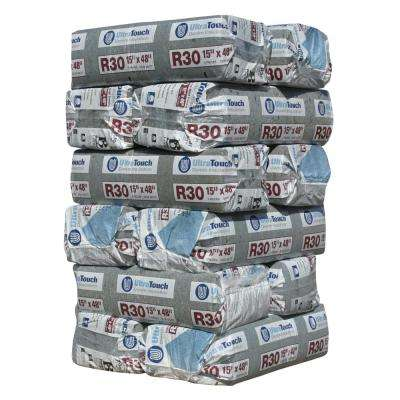 R-30 Denim Insulation Batts 15 in. x 48 in. (12-Bags)