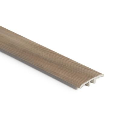 Country Pine 3/16 in. Thick x 1-3/4 in. Wide x 72 in. Length Vinyl T-Mold Molding