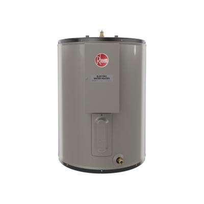 Commercial Light Duty 40 Gal. Short 208 Volt 12 kW Multi Phase Field Convertible Electric Tank Water Heater