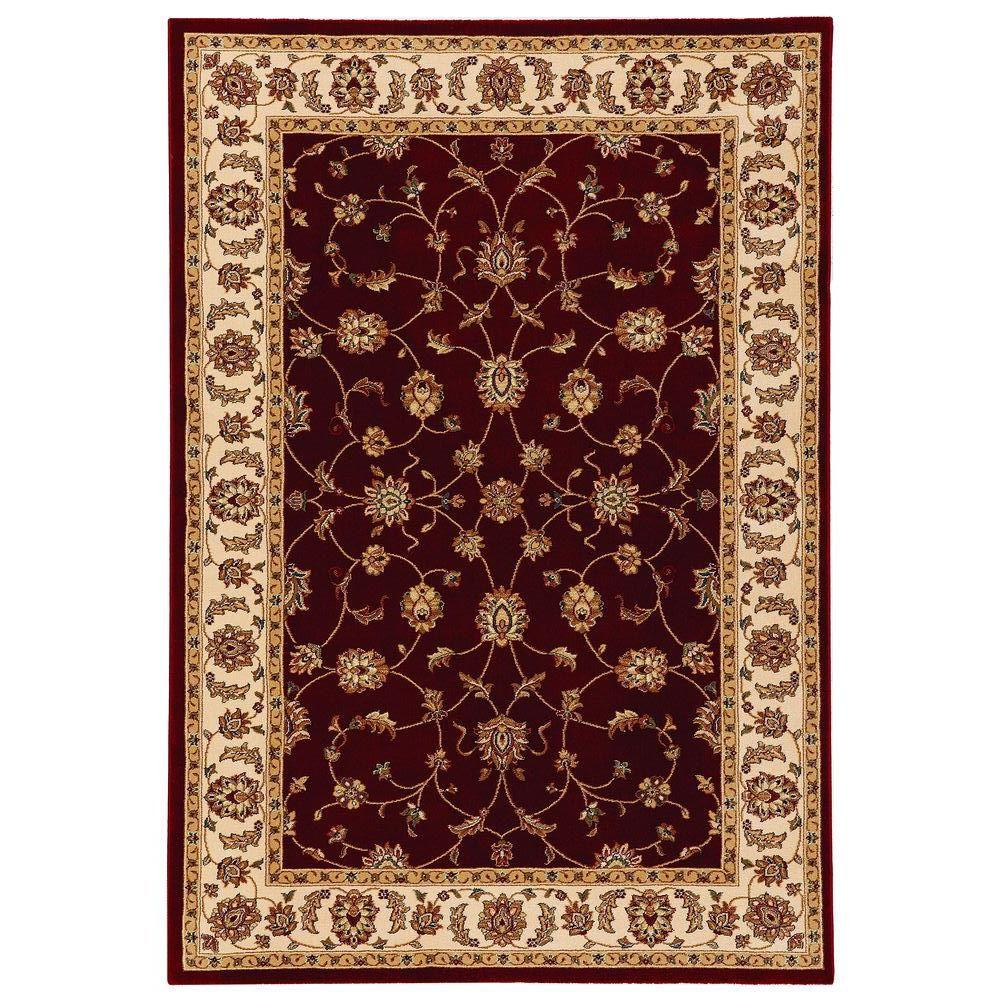 This Review Is From Claire Red Beige 2 Ft X 3 Area Rug