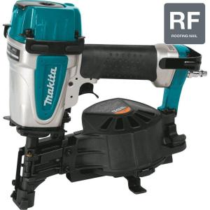 15° Roofing Coil Nailer AN453   The Home Depot