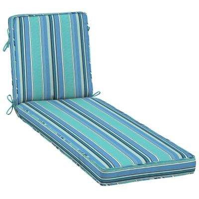 Sunbrella Dolce Oasis Outdoor Chaise Lounge Cushion