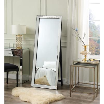 Coral Full Length Cheval Floor Standing Mirror,
