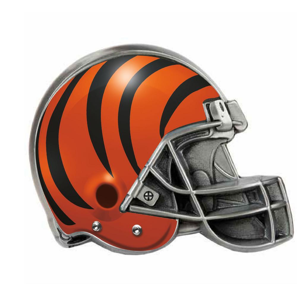 Cincinnati Bengals Helmet Hitch Cover