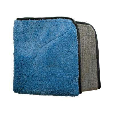 Microfiber Wax and Buff Towel