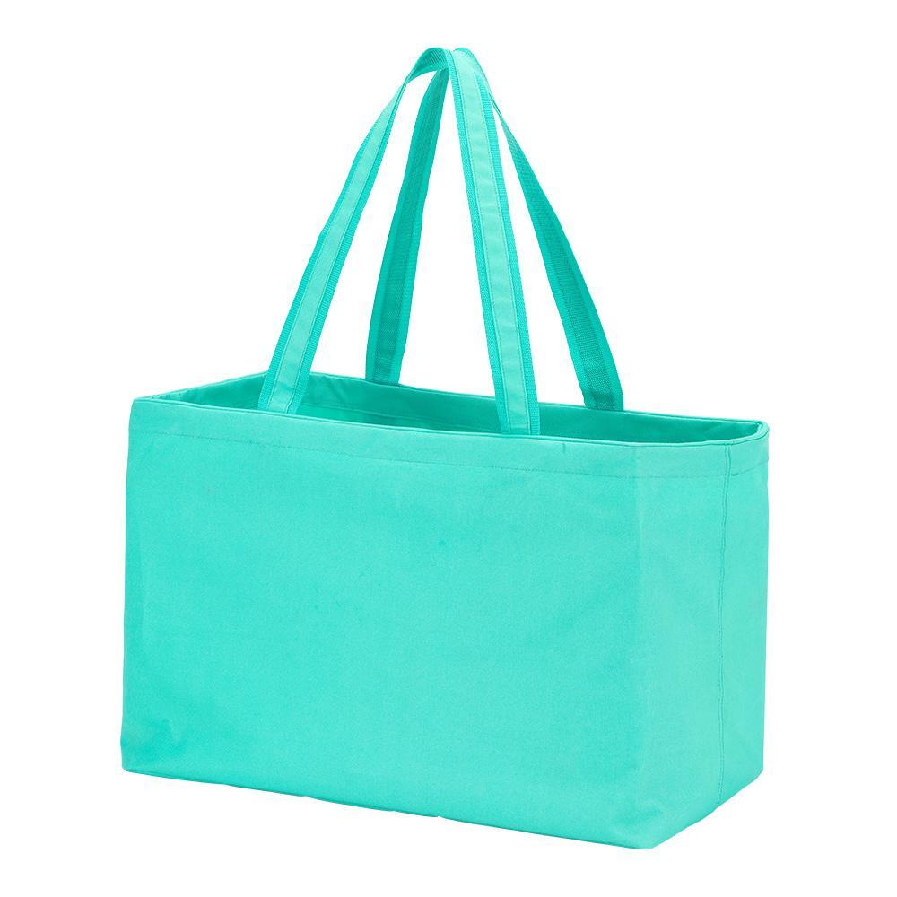 Viv Lou Mint Polyester Ultimate Tote Bag
