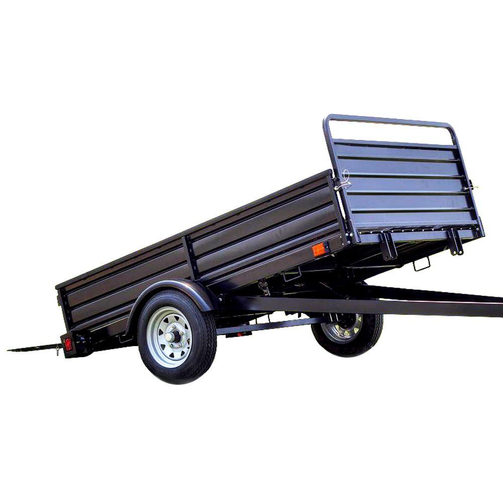 1639 lb. Payload Capacity 4.5 ft. x 7.5 ft.