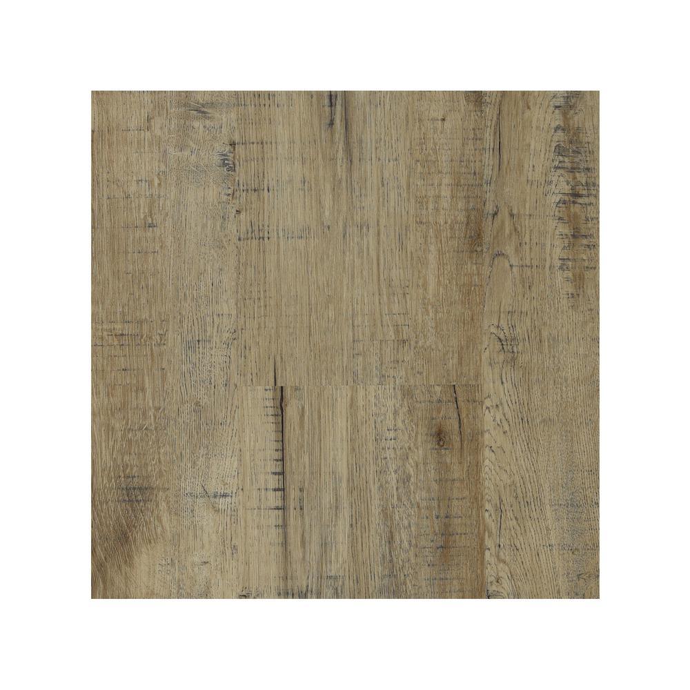 Take Home Sample - Alamo SPC Vinyl Plank 7 in. W x 8 in. L