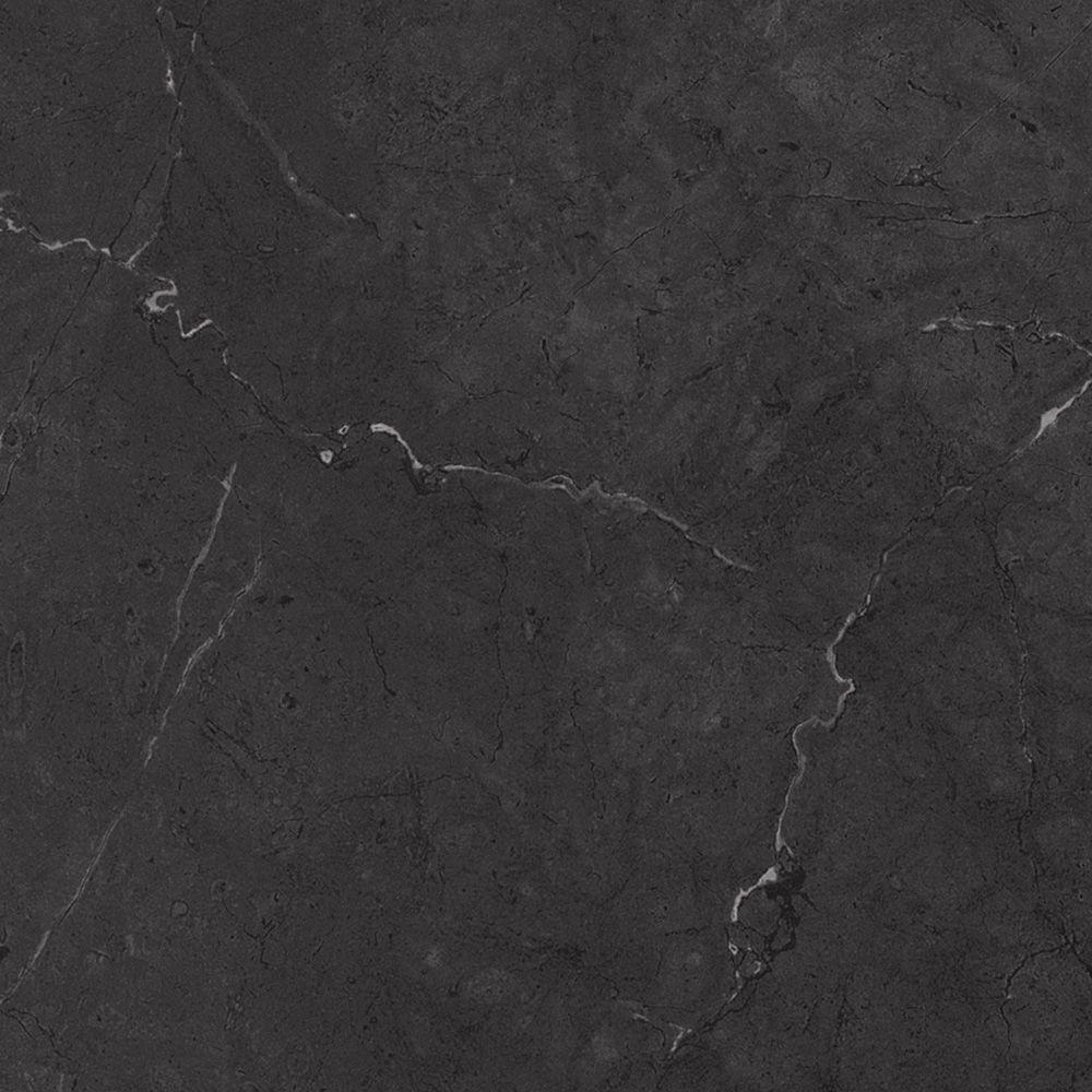 265aed699 Wilsonart 2 in. x 3 in. Laminate Countertop Sample in Black Alicante with  Premium