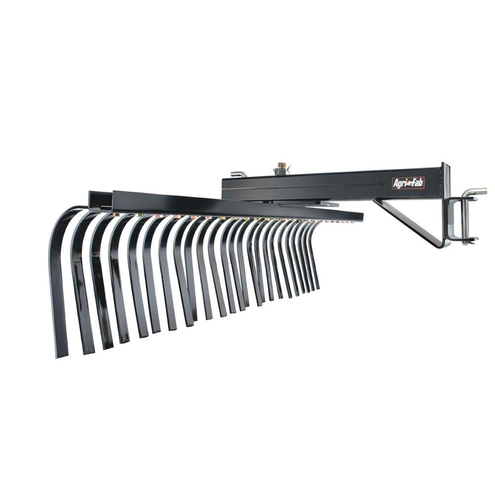 Agri Fab 48 In Sleeve Hitch Rock Rake 45 0366 The Home