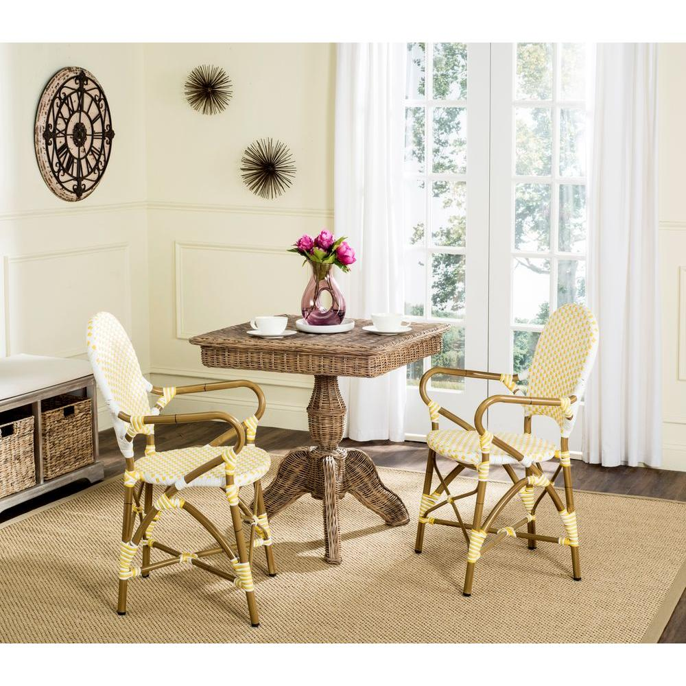 Yellow - Outdoor Dining Chairs - Patio Chairs - The Home Depot