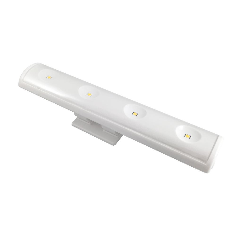 Westek Swivel Clamp Led White Under Cabinet Light