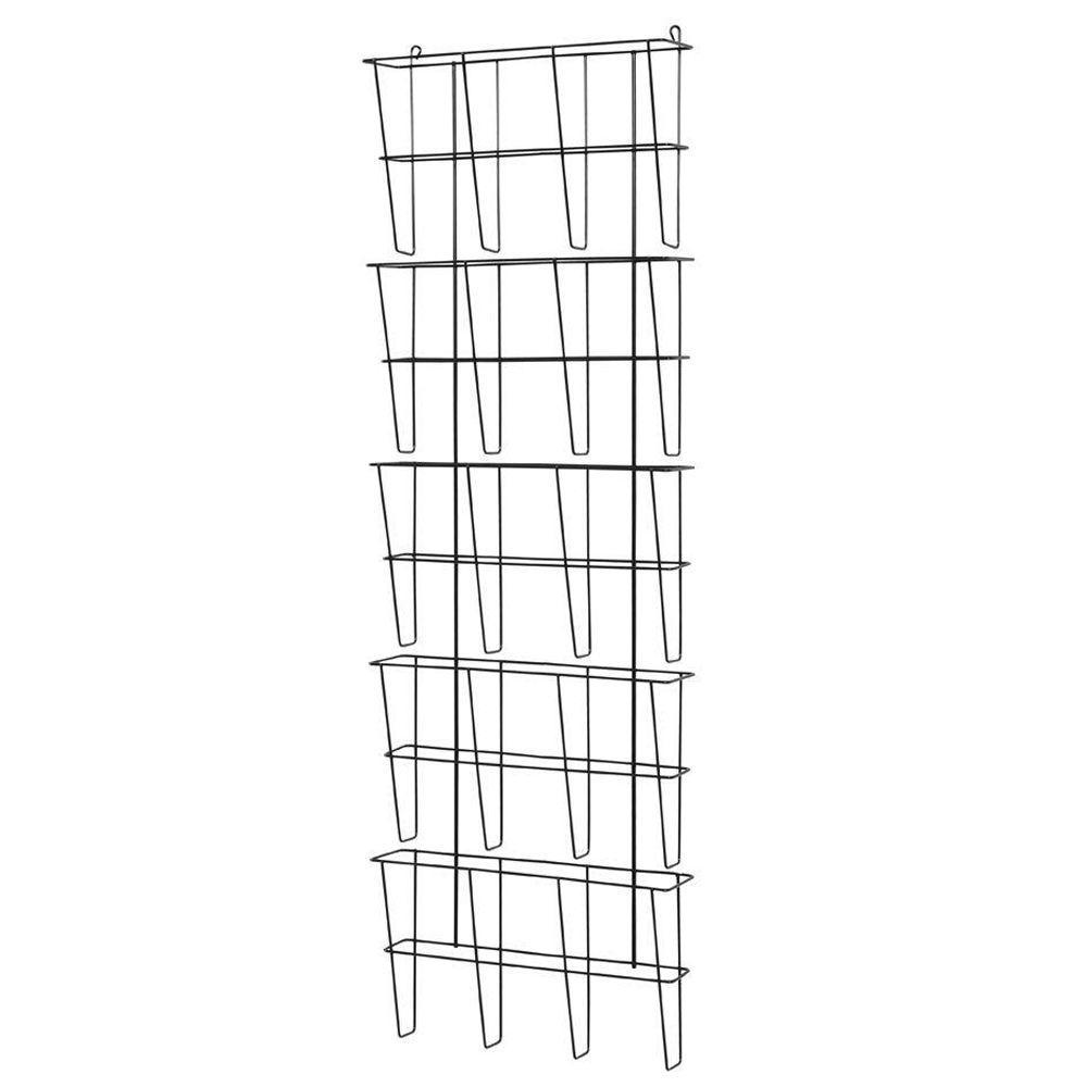 Wire Ware 5-Pocket Legal Size Literature Rack
