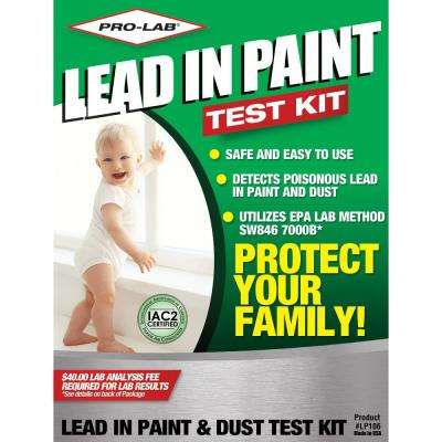 Lead Paint and Dust Test Kit