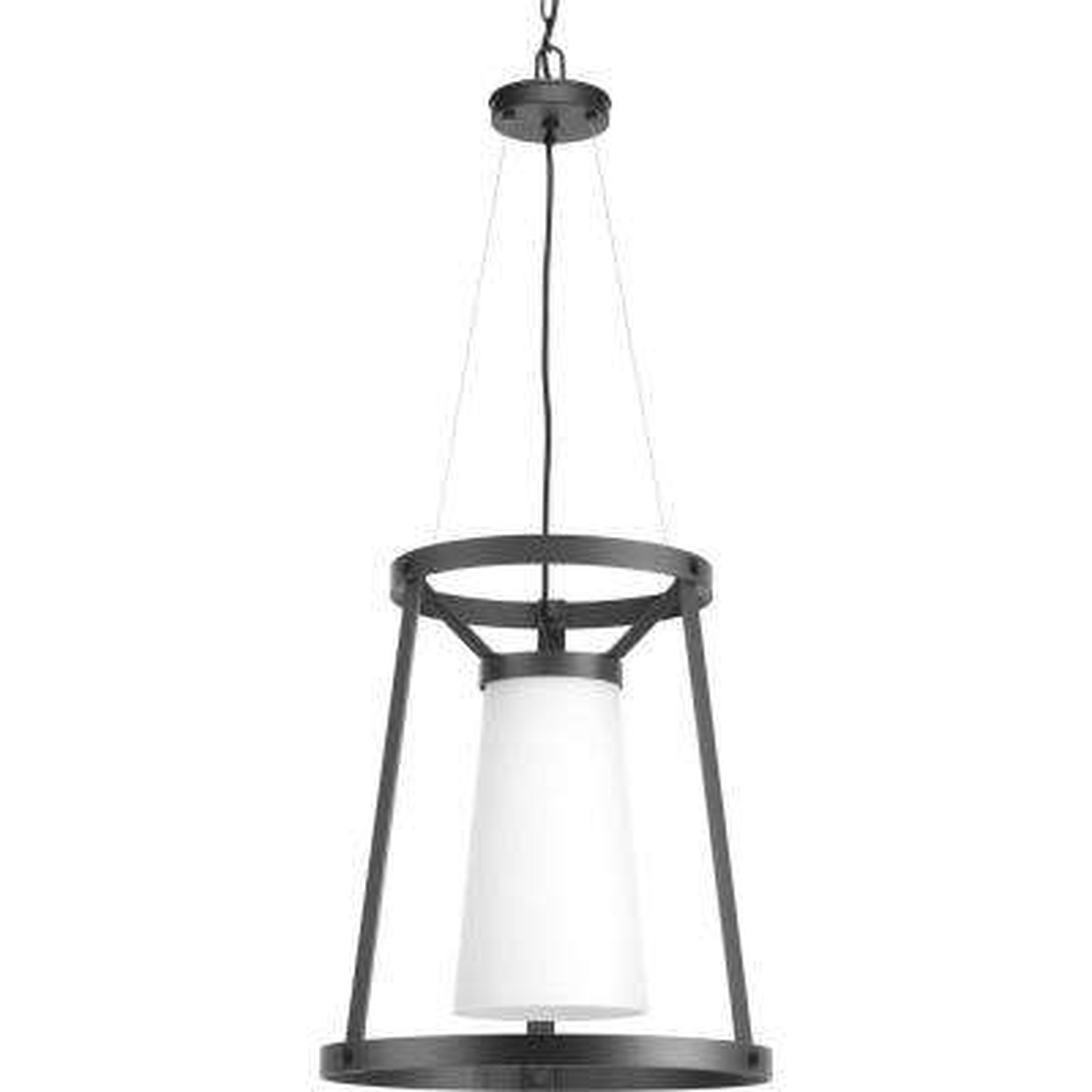 Mobi Collection  1 -Light Graphite Pendant