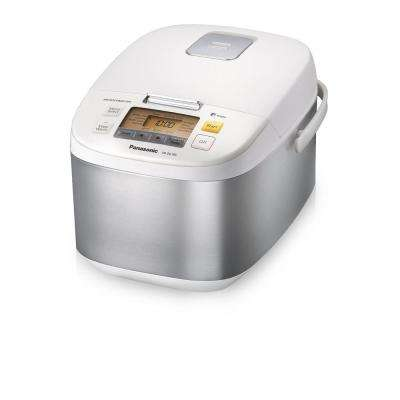 10-Cup Microcomputer Controlled Rice Cooker