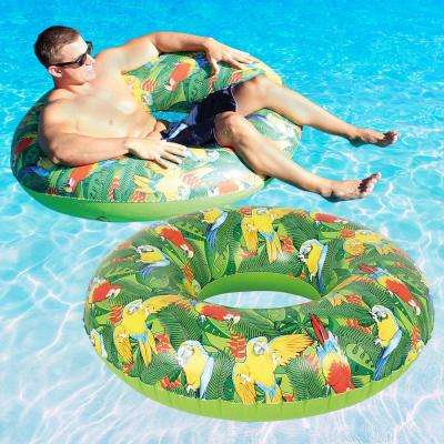 48 in. Round Water Bug Pool Float (2-Pack)