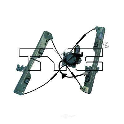 Front Right Power Window Motor and Regulator Assembly fits 2003-2007 Nissan Murano