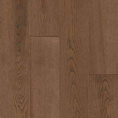 Camel White Ash 3/8 in. T x 6-1/2 in. W x Varying Length Engineered Hardwood Flooring (26 sq. ft.)