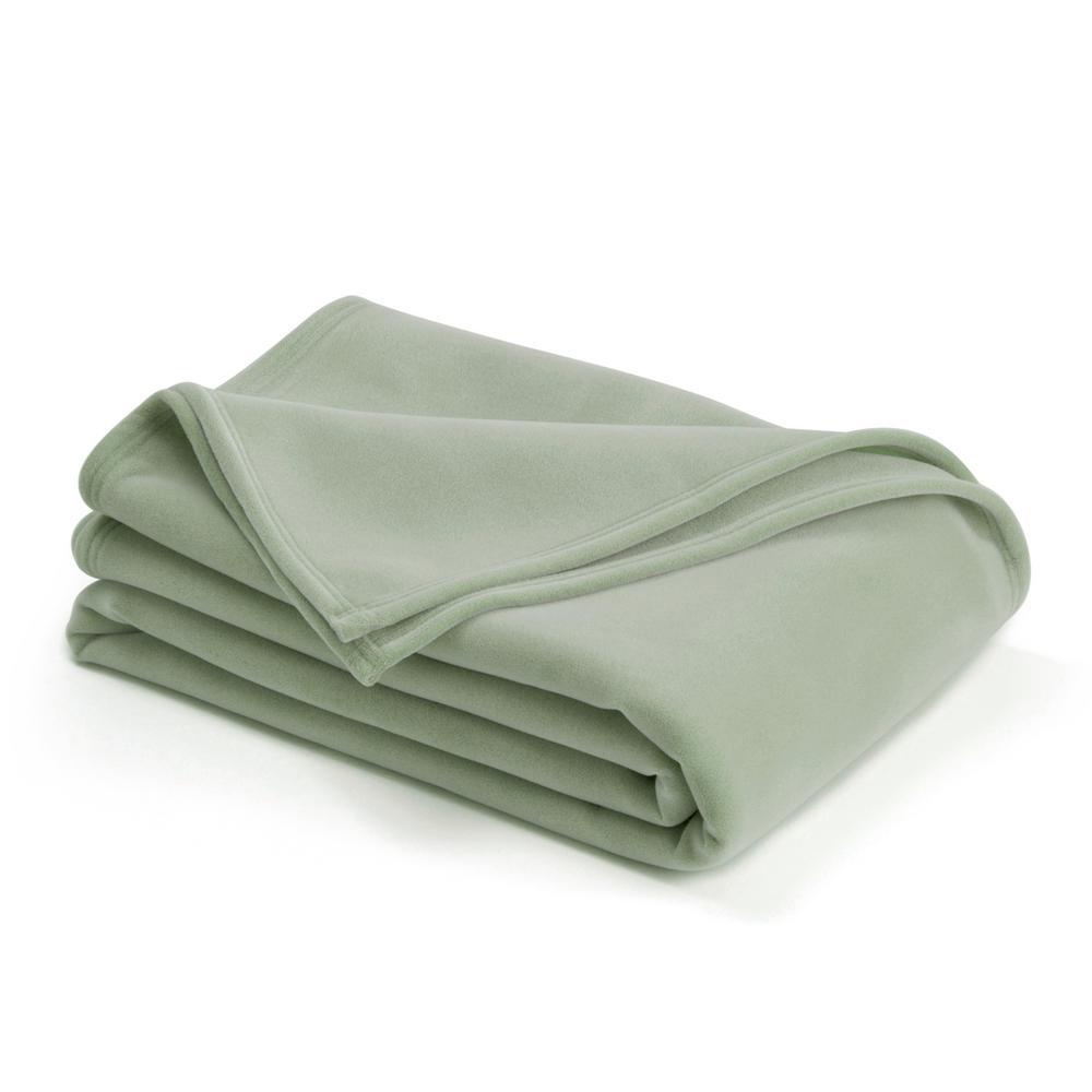 Original Moss Nylon Full/Queen Blanket