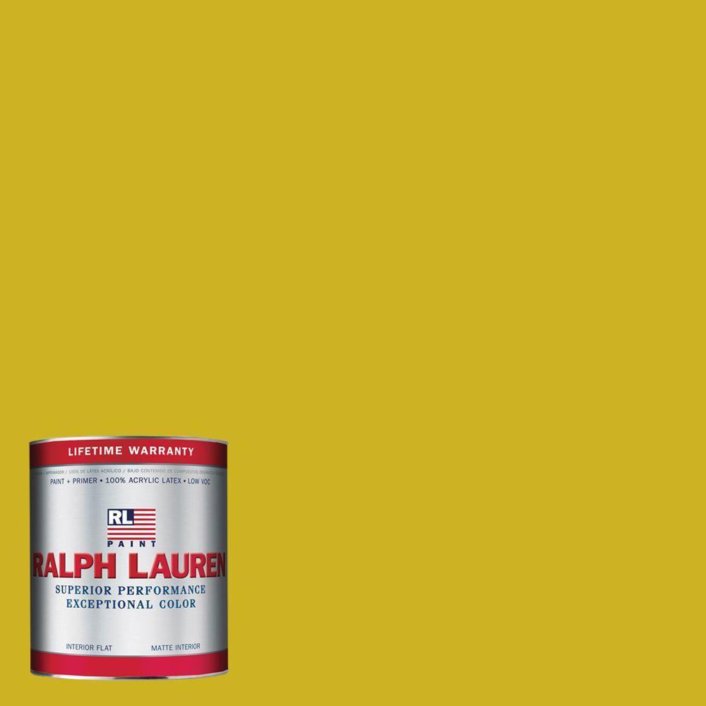 Ralph Lauren 1-qt. Victory Garden Flat Interior Paint
