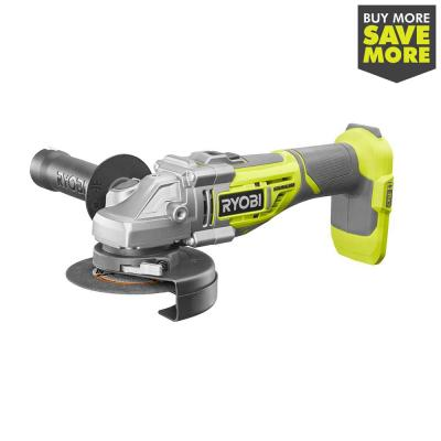 18-Volt ONE+ Cordless Brushless 4-1/2 in. Cut-Off Tool/Angle Grinder (Tool Only)