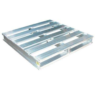 4,000 lb. 48 in. x 48 in. Heavy Duty Aluminum Pallet