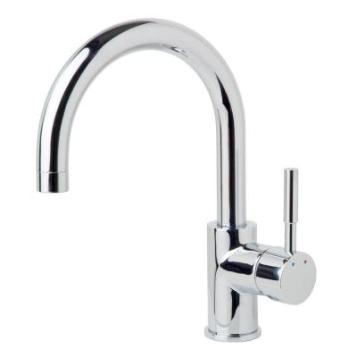 Dia Single-Handle Single Hole Bar Faucet in Polished Chrome (1.0 GPM)