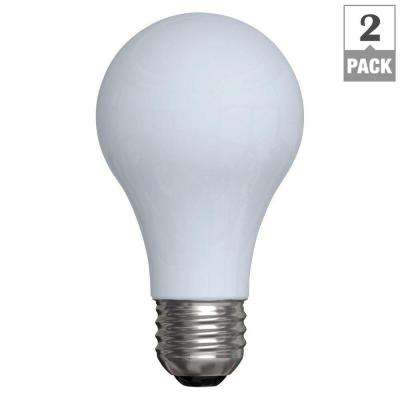 50/100/150-Watt Incandescent A21 3-Way Light Bulb (2-Pack)