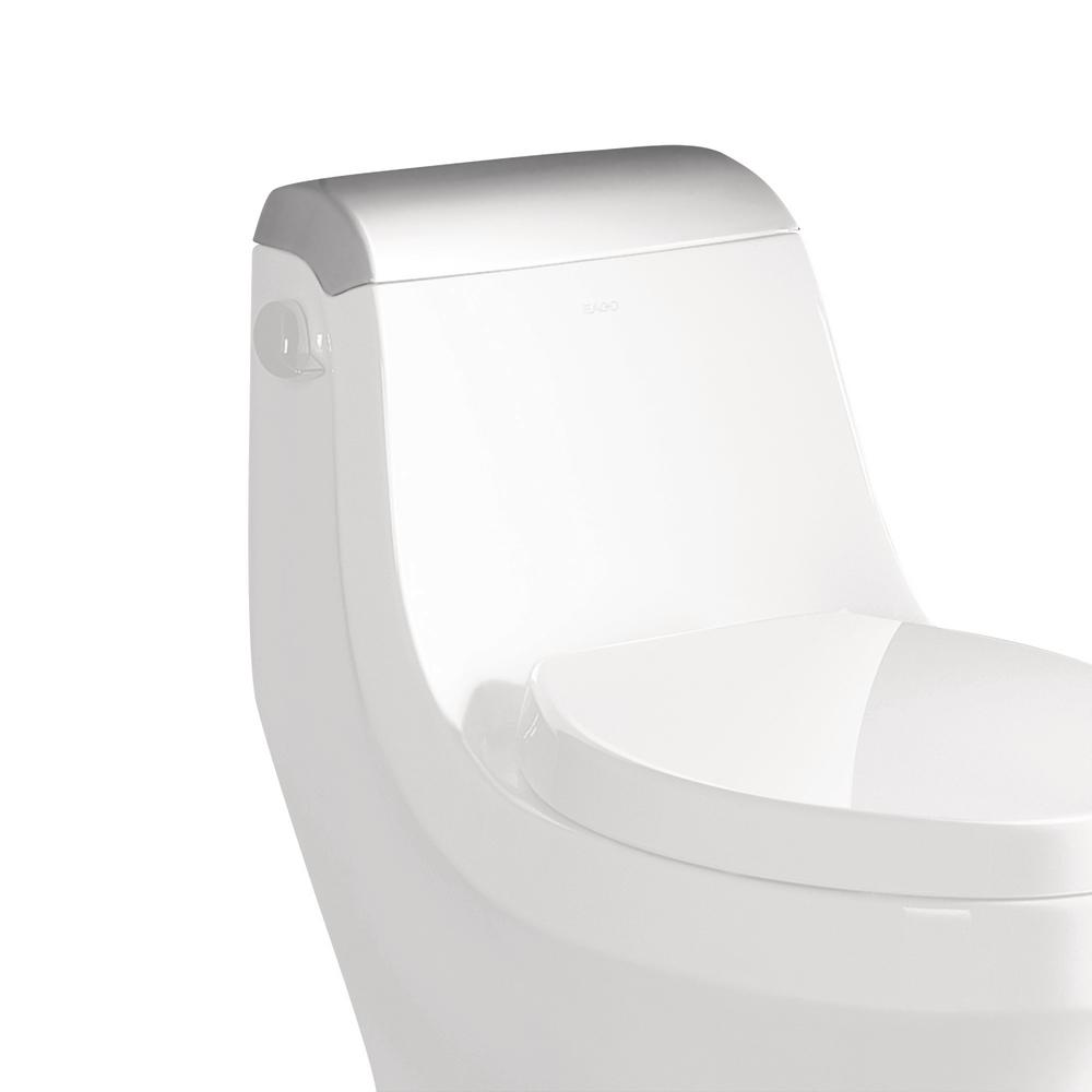 R-133LID Toilet Tank Cover in White