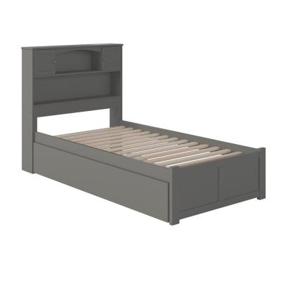 Modern Twin Beds Bedroom Furniture The Home Depot