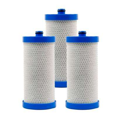 Replacement Water Filter for Frigidaire WF1CB (3-Pack)