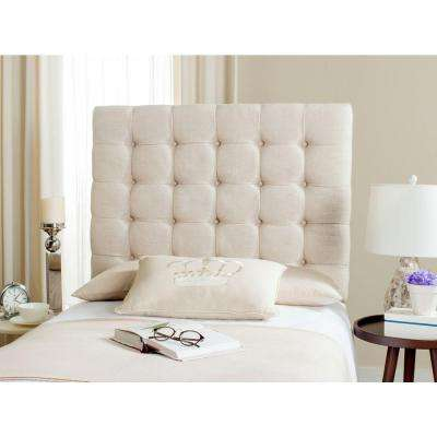 Lamar Wheat Twin Headboard