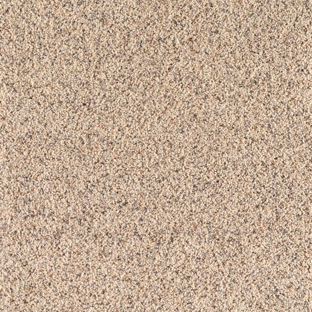 SoftSpring Lush II - Color Organic Wool 12 ft. Carpet