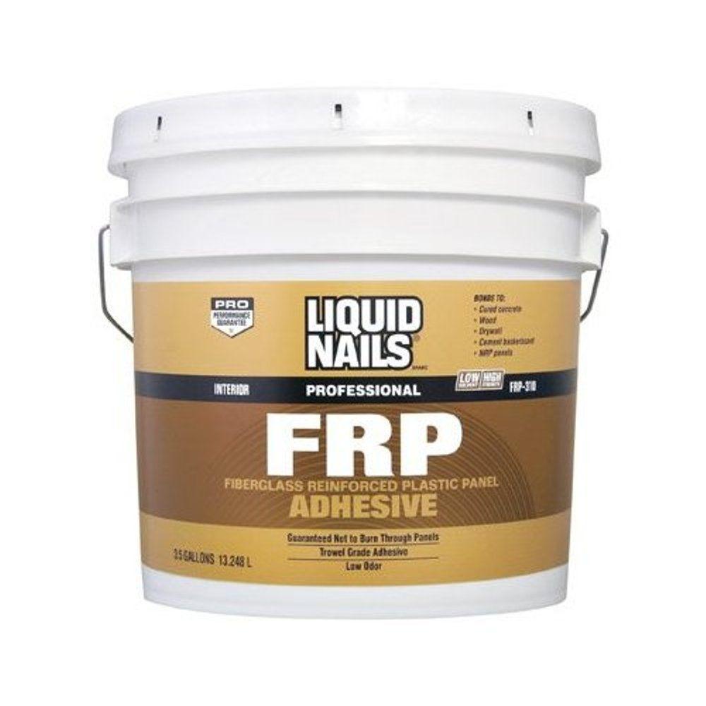 3.5-gal. Professional FRP Panel Adhesive