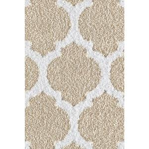 Seyward Light Taupe/Off White 2 ft. 3 inch x 3 ft. 9 inch Accent Rug by