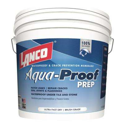Brush On Water Resistant Roof Cement Patches Roof Repair Sealants The Home Depot