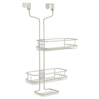 Linea Adjustable Over Door Shower Caddy