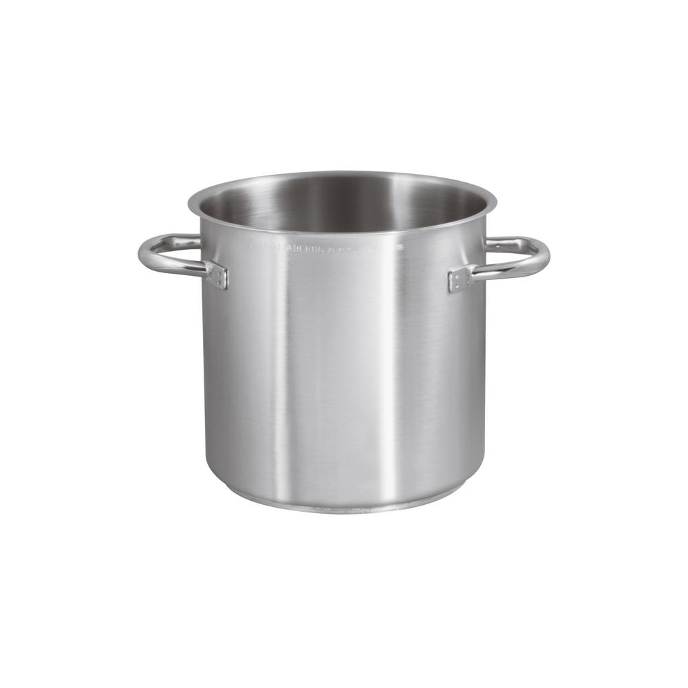 8-3/4 Qt. Induction Stainless Steel Stock Pot, No Lid