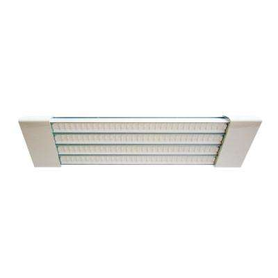 200-Watt 4 ft. White Integrated LED Linear High Bay Fixture with Natural Light (5000K)