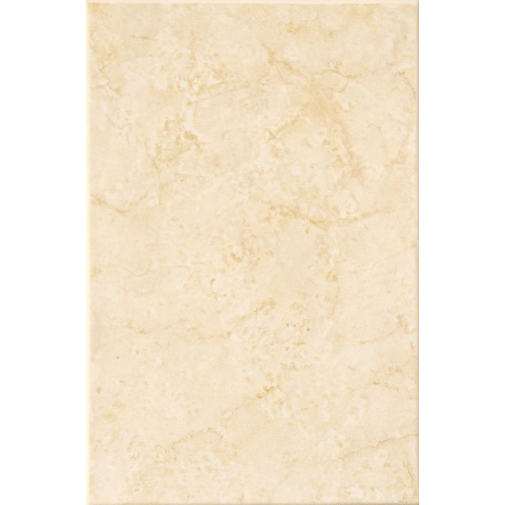 ELIANE Illusione Beige 8 in. x 12 in. Ceramic Wall Tile (16.15 sq. ft. / case)