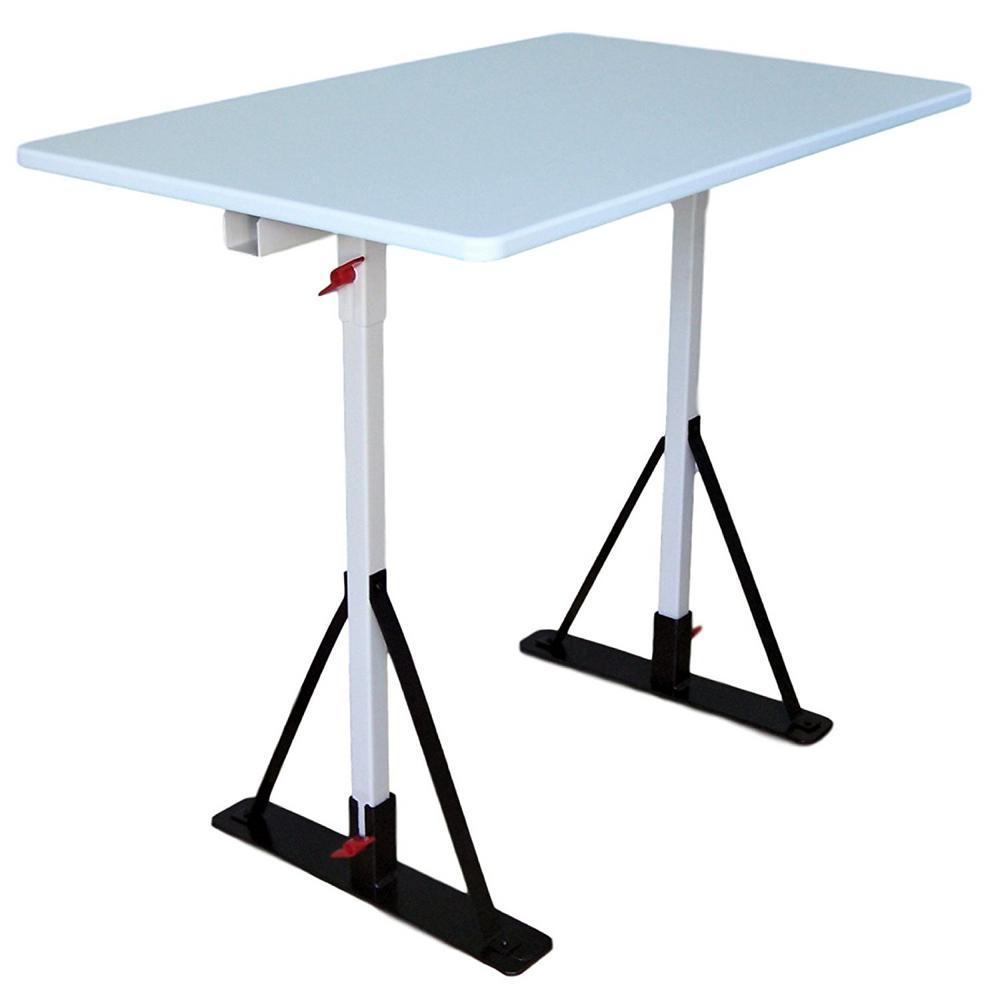 DIBS White Portable Desk DB1