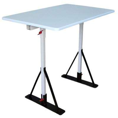 DIBS White Portable Desk
