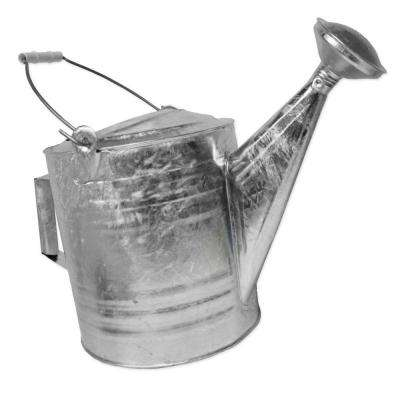 2.5 Gal. Hot Dipped Steel Watering Can