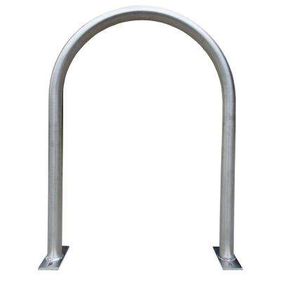 Hoop Rack Galvanized In-Ground Mount
