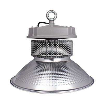 Silverhawk 150-Watt Silver Integrated LED High Bay Light
